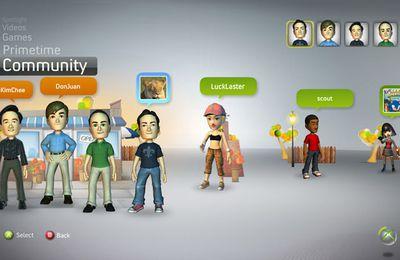 Une nouvelle mise à jour pour la Xbox 360 !