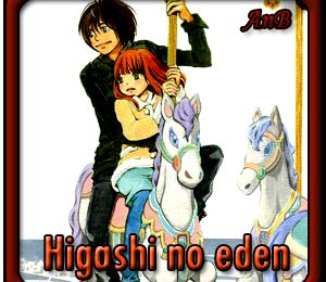 [Anime Licencié] Higashi no Eden - Eden of the East