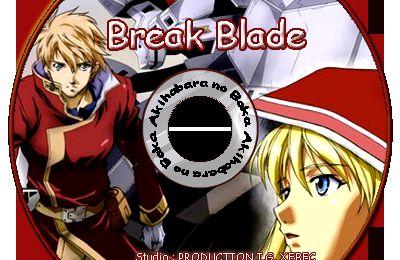[Film d'animation licencié] Break Blade (fiche en cours)