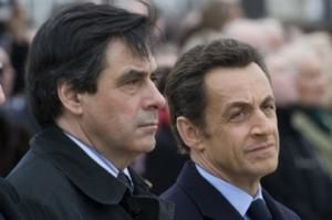 Sarkozy et Fillon perdent six points de satisfaction
