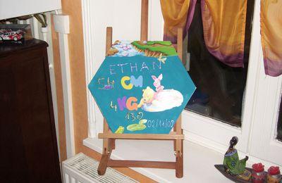 Le tableau d'Ethan