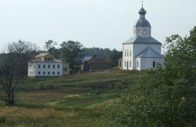 Souzdal et Léningrad