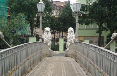La faune de Saint-Pétersbourg (4)