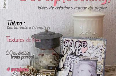 Le numéro 6 de Moments Scrapbooking