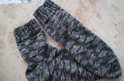 Opa-Socken verpaart