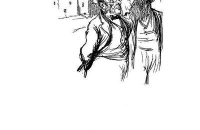 INEDITO. Charles Huard, Parigi, provincia, estero, 1906. 3^ parte: La politica.
