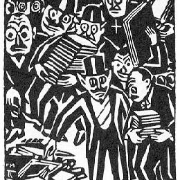 Storie ad immagini. Frans Masereel.