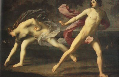 [Protofumetto]. Alchimia. Michael Maier, Atalanta Fugiens, [1618], 01 di 05.