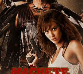 Thaï movie : Machete