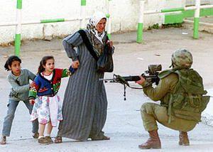 L' imbrication du monde palestinien et israélien