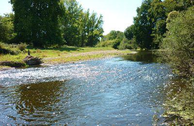 La pollution des eaux du Cher: et si on en parlait à l'imparfait?