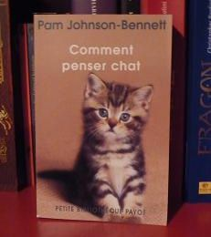 Comment Penser chat de Pam JOHNSON-BENNETT