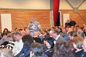 """Presse - La Montagne - """"Opposition à l'orientation du rectorat"""" - 25-02-11"""