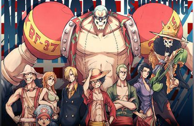 One Piece 543 à 556 Vostfr