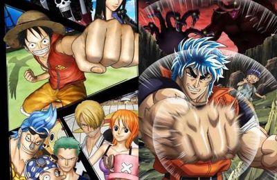 One Piece X Toriko Special 2 Vostfr