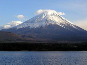 le mont fudji ou fujisan (富士山)