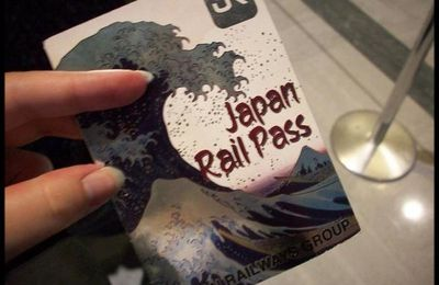 [Transports] Japan Rail Pass