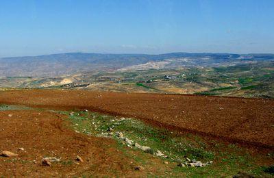 MYTHIQUE JORDANIE : Le Mont Nebo et Madaba