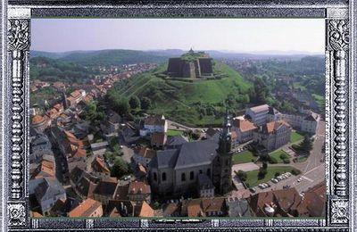 La citadelle de Bitche