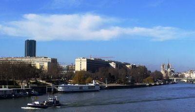 Paris mise en Seine