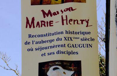 150 e anniversaire de Marie Henry : une création exclusive