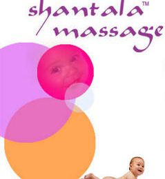 Le massage shantala.