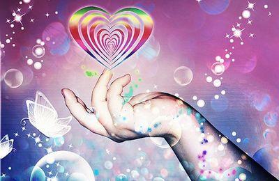 Dans mes mains et dans les tiennes...