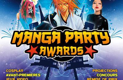 Manga Party à L'Olympia
