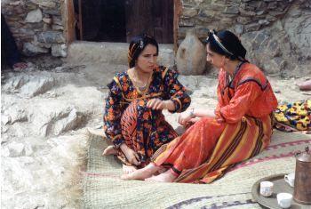 L'univers magique des femmes kabyles