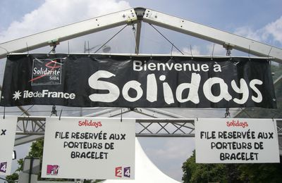 Solidays 2009 - 26 juin