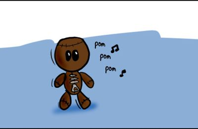 Cours Sackboy, Cours!