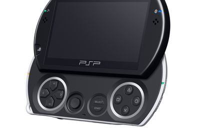 PSP Go sans support physique ?