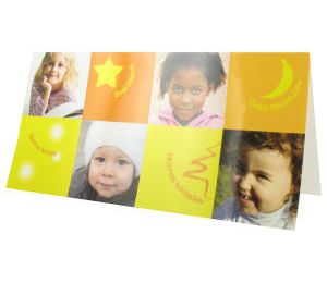 Cartes de voeux humanitaires