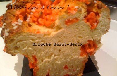 La Brioche Saint-Genix ! Avec des Pralines !