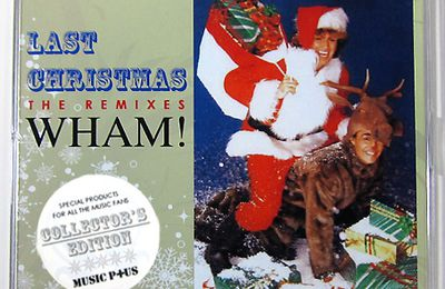 Wham! Last Christmas - The Remixes