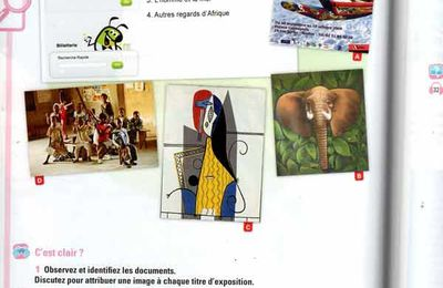 Peinture de grand format '' Elephant '' publiee en illustration.