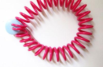 Un bracelet qui a du ressort