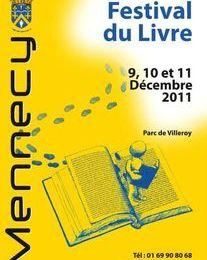 Festival du Livre de Mennecy