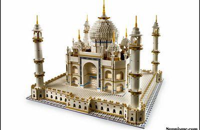 Mosquées en Lego