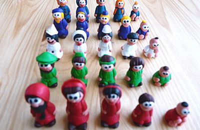 Figurines Agricola 5
