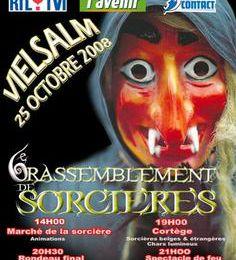 Rassemblement de sorcières à Vielsalm (Belgique)