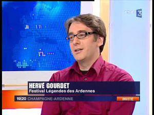 Le Printemps des Légendes sur France 3 !