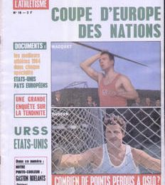 ATHLETISME : QUELQUES MAGAZINES