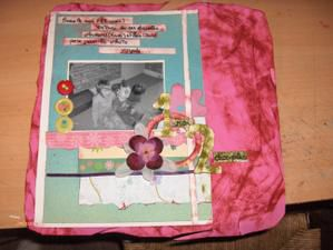 LA DICTEE CHEZ SCRAP ADDICT