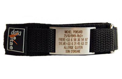 Le bracelet SOS - Data-Vitae