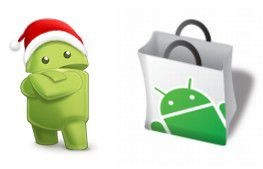 Android , star de Noel 2010 ?