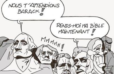 Le Mont Rushmore au complet !