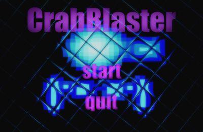 Crab blaster