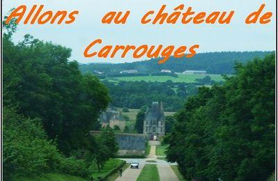 Le château de Carrouges , mon coup de coeur !