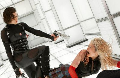 critique: Resident Evil Retribution